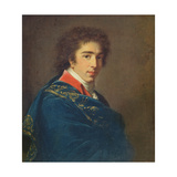 Portrait of Prince Ivan Baryatinsky, 1800 Giclée-Druck von Elisabeth Louise Vigee-LeBrun