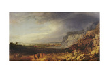 Landscape, C.1620-30 Giclee Print by Hercules Seghers