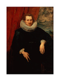 Portrait of a Man Giclee Print by Sir Anthony Van Dyck