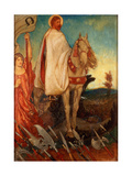 Road to Calvary Giclee Print by John Byam Liston Shaw