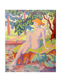 The Bather, 1898 Giclée-Druck von Paul Ranson