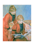 The Two Sisters Giclee Print by Pierre-Auguste Renoir