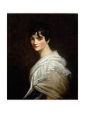 Portrait of Maria Godsal (1785-1855) Giclee Print by John Opie