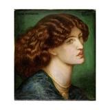 No.2759 Bruna Brunelleschi, 1878 Giclee Print by Dante Gabriel Rossetti