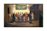 The Last Supper Giclee Print by James Smetham