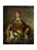 Portrait of King Henry V (1387-1422) Giclee Print by Benjamin Burnell