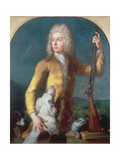A Portrait of a Man Giclee Print by Jean Francois de Troy