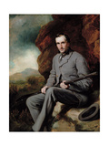 Portrait of Hugo Francis Meynell Ingram Giclee Print by Sir Francis Grant