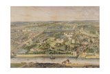 View of York Giclee Print by George Adolphus Storey