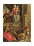 Sketch for the Bevilacqua Altarpiece Giclee Print by Paolo Veronese