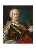 Prince Charles Edward Stuart (1720-88) or 'Bonnie Prince Charlie', C.1750-51 Giclee Print by Cosmo Alexander
