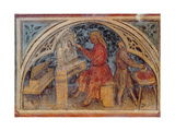 The Artist, from 'The Working World' Cycle after Giotto, C.1450 Giclee Print by Nicolo & Stefano Da Ferrara Miretto