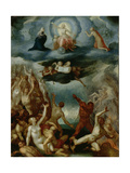 The Last Judgement Giclee Print by Martin Pepyn or Pepin