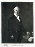 James Buchanan, 15th President of the United States of America Photographic Print by Eliphalet Frazer Andrews