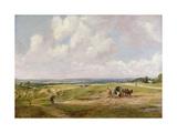 Hampstead Heath, C.1820 Lámina giclée por John Constable