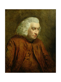 Portrait of Dr Samuel Johnson (1709-84), C.1783 Giclee Print by John Opie