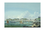 View of Macao, C.1860 Giclee Print by  Tinqua