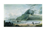 A View of Christmas Harbour in Kerguelen's Land, 1781-4 Giclee Print by John Webber