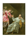 St. Peter's Release from Prison Giclee Print by Felix Castello