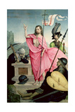 Resurrection Giclee Print by Juan de Flandes