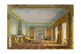 The King's Library from Views of the Royal Pavilion, Brighton, by John Nash, 1826 Giclee Print by John Nash
