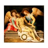 Pieta (Christus Patiens), 1550 Giclee Print by Vicente Juan Macip