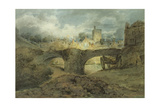 Brecknock, C.1801 Giclee Print by John Sell Cotman