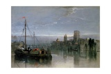 View of Cologne Giclee Print by Henry Bright