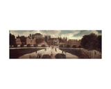 Horse Guards' Parade Giclee Print by Jan Wyck