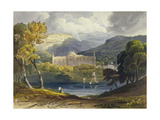 North View of Tintern Abbey from 'Picturesque Illustrations of the River Wye', 1818 Giclee Print by Anthony Vandyke Copley Fielding