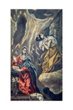 The Annunciation Giclee Print by  El Greco
