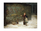 Remembering Joys That Have Passed Away, 1873 Giclee Print by Augustus Edward Mulready