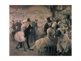 The Washermaid's Ball, 1898 Giclee Print by Wilhelm Gause