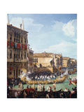 Carnival Giclee Print by  Canaletto