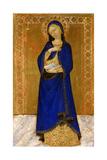 The Virgin Annunciate Giclee Print by Naddo Ceccarelli