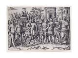 A Triumph Giclee Print by Marcantonio Raimondi