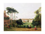 Greenwich, from the Royal Observatory Giclee Print by Thomas Shotter Boys