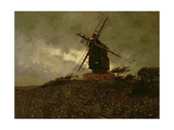 The Haunted Mill, 1893 Giclee Print by W.H.Murphy Grimshaw