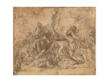 The Adoration of Venus Giclée-tryk af Fra Bartolommeo