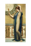A Fair Reflection Giclee Print by John William Godward