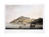 View of Fort Charlotte in the Island of St. Vincent, Engraved and Pub. by Francis Jukes… Giclee Print by Joseph Billinghurst