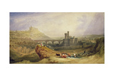Edinburgh Giclee Print by Thomas Brabazon Aylmer