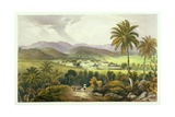Retirement Estate, St. James's, Plate 13 from 'West Indian Scenery: Illustrations of Jamaica',… Giclee Print by Joseph Bartholomew Kidd