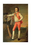 Sir William Fitzherbert as a Boy Giclee Print by Joseph Wright of Derby