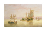 Seascape Giclee Print by Henry Redmore