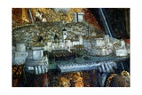 The Walled City Carried by St. Blaise (Detail) Giclee Print by Nikola Bozidarovic