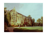 St. John's College, Oxford Giclee Print by Joseph Murray Ince