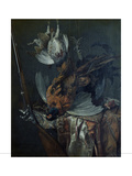 Still Life with Dead Game Giclee Print by Willem van Aelst