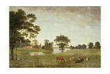Osterley Park Giclee Print by Anthony Devis