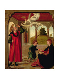 The Holy Family, C.1535 Giclee Print by Juan de Borgona